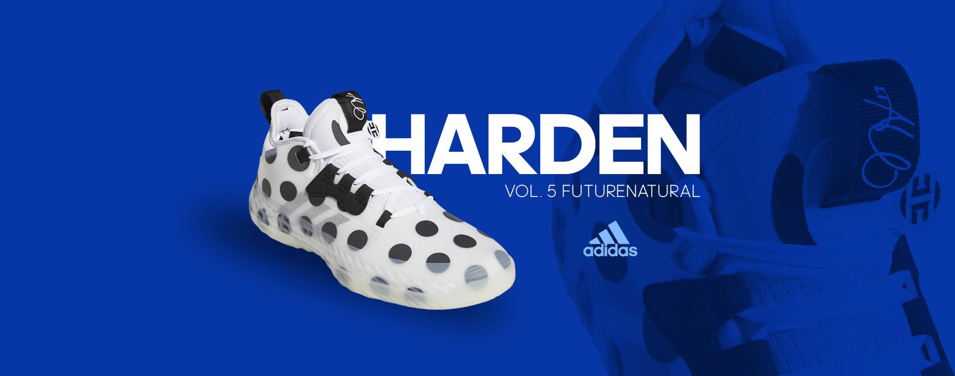 adidas Harden basketball shoes