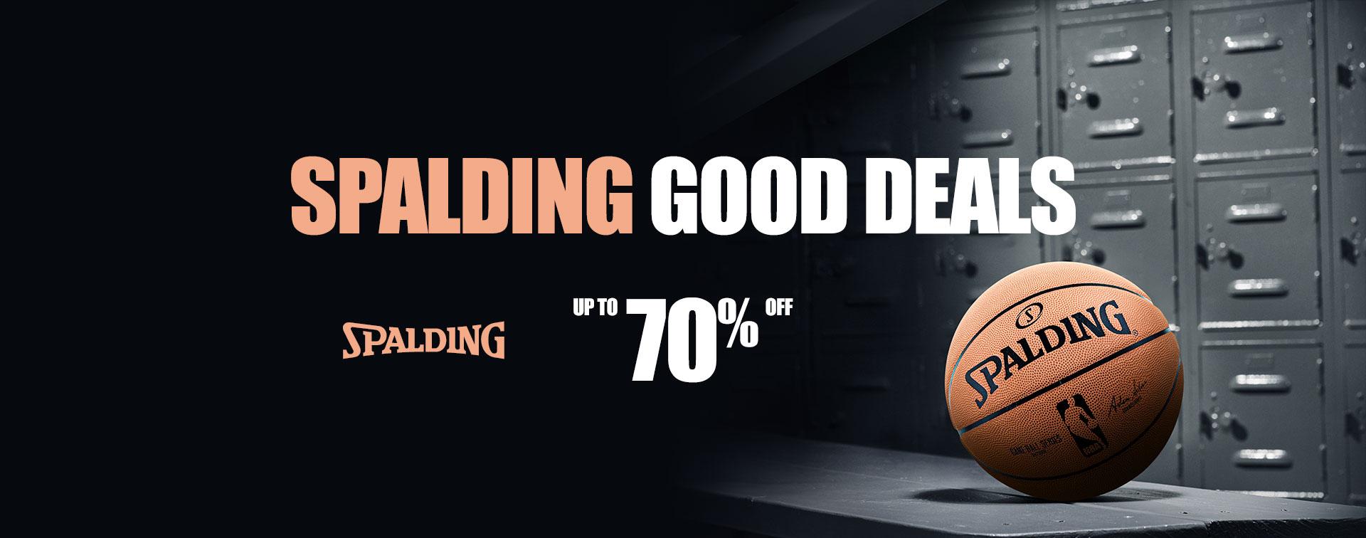Spalding Good Deals