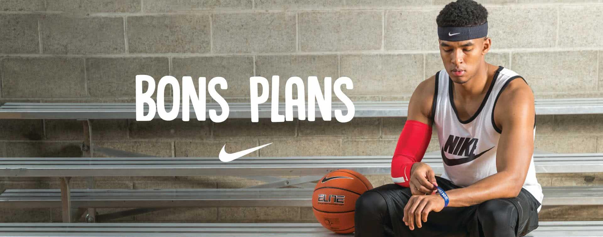 Bons plans Nike